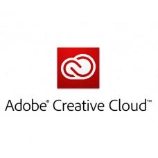 Adobe Creative Cloud CC / year per license