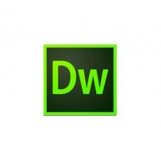 Adobe Dreamweaver CC / year per license