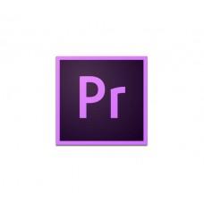Adobe Premiere Pro CC / year per license